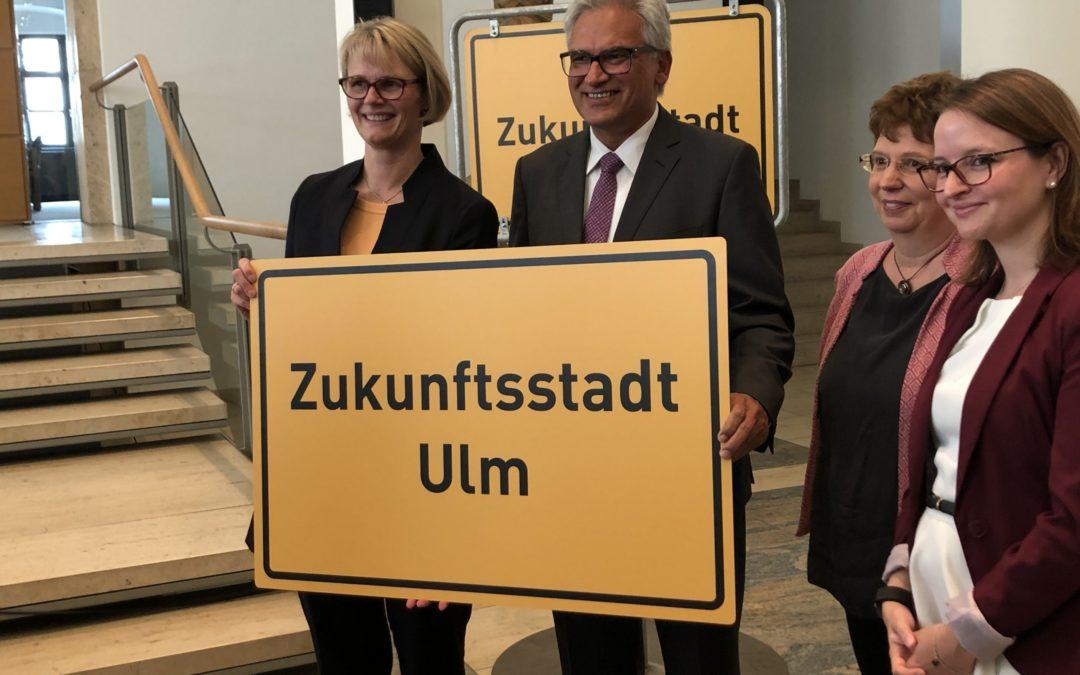 Ulm erreicht nächste Förderrunde im Bundeswettbewerb Zukunftsstadt 2030