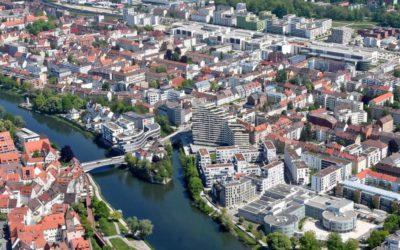 Neu-Ulm gewinnt 'Smart Cities Smart Regions' Förderwettbewerb