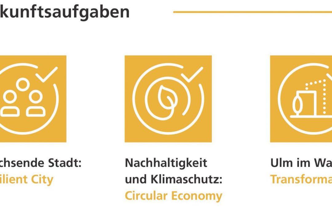 """Ulm gewinnt Bundeswettbewerb """"Smart Cities made in Deutschland"""""""