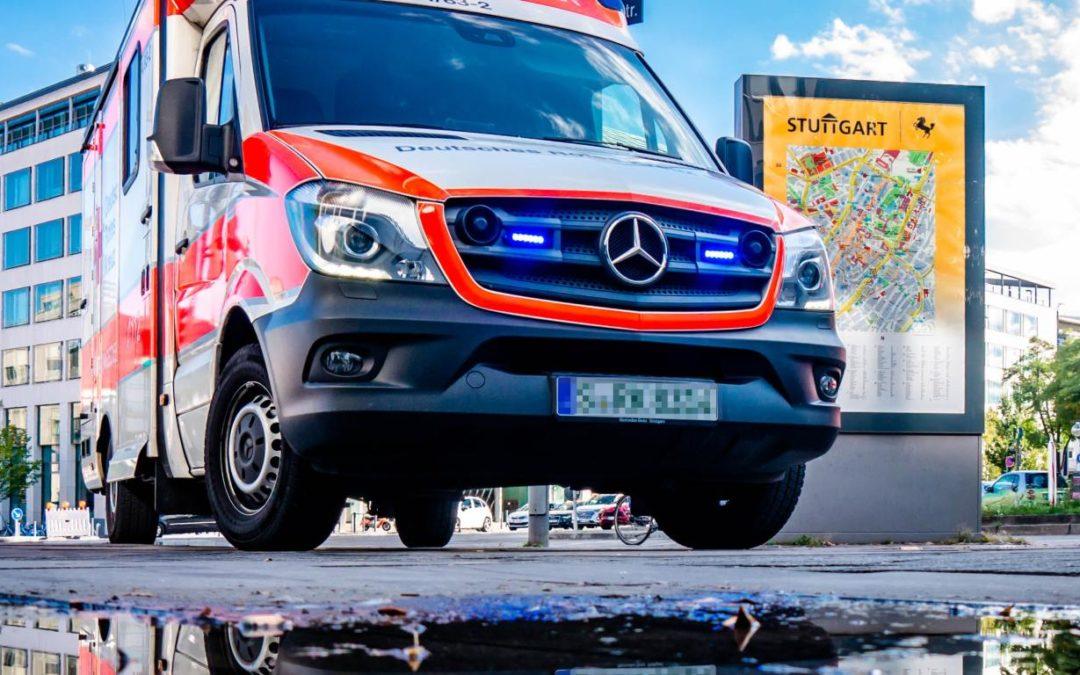 Smarter Rettungseinsatz für Ulm – 5G Modellprojekt des BMVI
