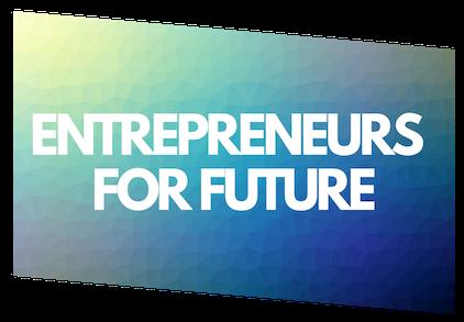 City & Bits unterzeichnet #EntrepreneursForFuture