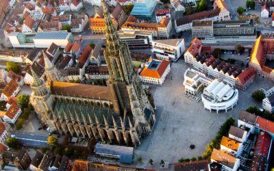 """Luft- und Klimadatenmessung im Landesförderprojekt """"zukunftskommune@bw"""" in Ulm"""
